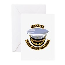 USMM - CPT Greeting Cards (Pk of 20)