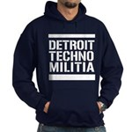 Detroit Techno Militia Hoodie (Navy)