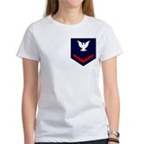 Ladies Coast Guard Veteran Shirt (PO3)
