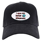 Anime Blue Indian Ringneck Hat
