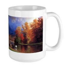 Autumn in Glow Mug