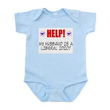 Liberal Husband Infant Creeper