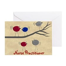 Nurse Practitioner Greeting Card