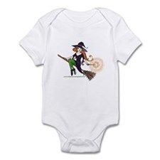 the redheaded witch  Infant Creeper