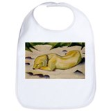 Yellow Dog Art Bib