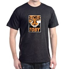 Orange Toby T-Shirt IMPROVED!