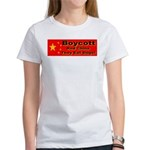Boycott Red China They Eat Do Women's T-Shirt