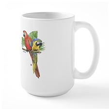 Tropical Macaw Mug