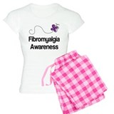 Fibromyalgia Awareness (butterfly) pajamas