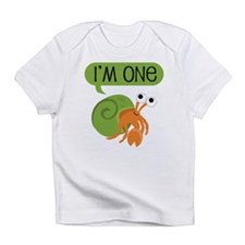1st Birthday Hermit Crab Infant T-Shirt
