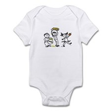 Apples & Honey Kids Jewish New Year Infant Bodysui
