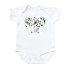 Rosh Hashanah Infant Bodysuit