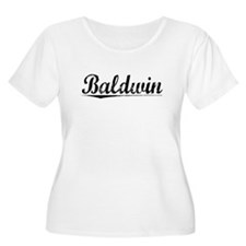 Baldwin, Vintage T-Shirt