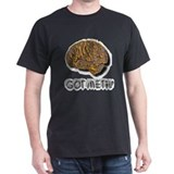 Cool Art Custom Designs Black T-Shirt
