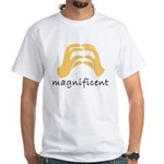 Excellent White T-Shirt