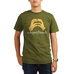 Excellent Organic Men's T-Shirt (dark)
