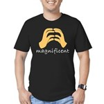 Excellent Men's Fitted T-Shirt (dark)