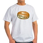 Bagel Ash Grey T-Shirt