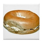 Bagel Tile Coaster