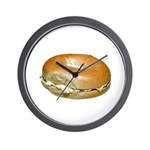 Bagel Wall Clock