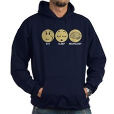 Eat Sleep Neurology Hoodie
