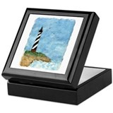 Cool Seaside Keepsake Box