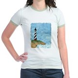 Cute Lighthouse and seagull T