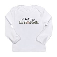 firsttoothboy Long Sleeve T-Shirt
