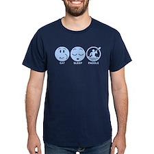 Eat Sleep Paddle T-Shirt