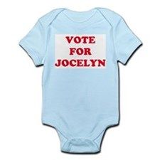 VOTE FOR JOCELYN  Infant Creeper