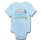 Future Coal Miner Infant Bodysuit