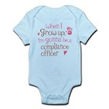 Future Compliance Officer Infant Bodysuit