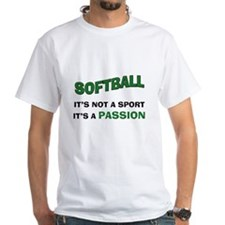 Softball It's a Passion Shirt