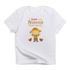Scarecrow I Love Nonna Baby T-Shirt