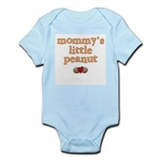 Mommy's Little Peanut Infant Creeper Body Suit