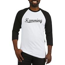Hemming, Vintage Baseball Jersey