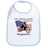 Motocross Happiness Bib