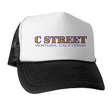 C Street Ventura Ca Trucker Hat