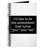 Antecedent lover Journal