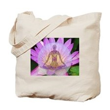"""I am the Lotus"" Tote Bag"