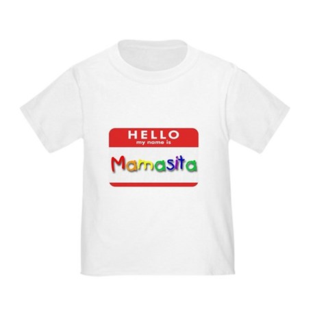 Mamasita Toddler T-Shirt