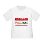 Mamasita Toddler T-Shirt