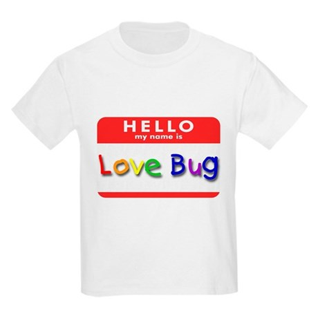 Love Bug Kids T-Shirt