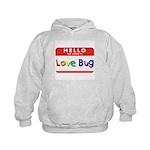 Love Bug Kids Hoodie