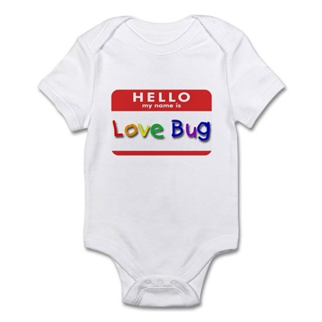 Love Bug Infant Creeper