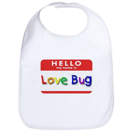 Love Bug Bib