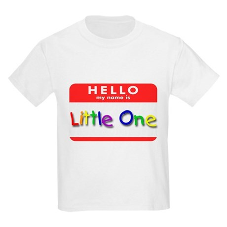 Little One Kids T-Shirt