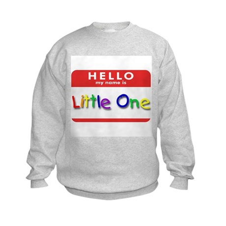 Little One Kids Sweatshirt