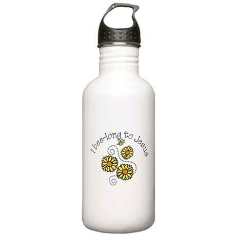 I Bee-long To Jesus Stainless Water Bottle 1.0L