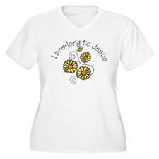 I Bee-long To Jesus T-Shirt